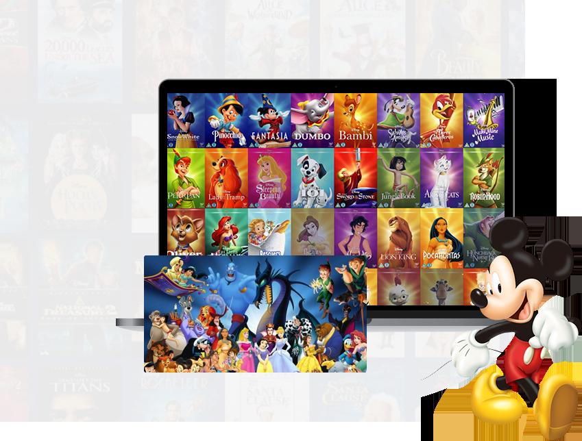 Disney+ classics